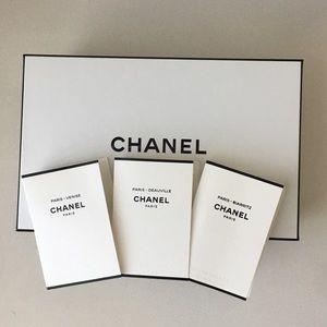Chanel Fragrance Set